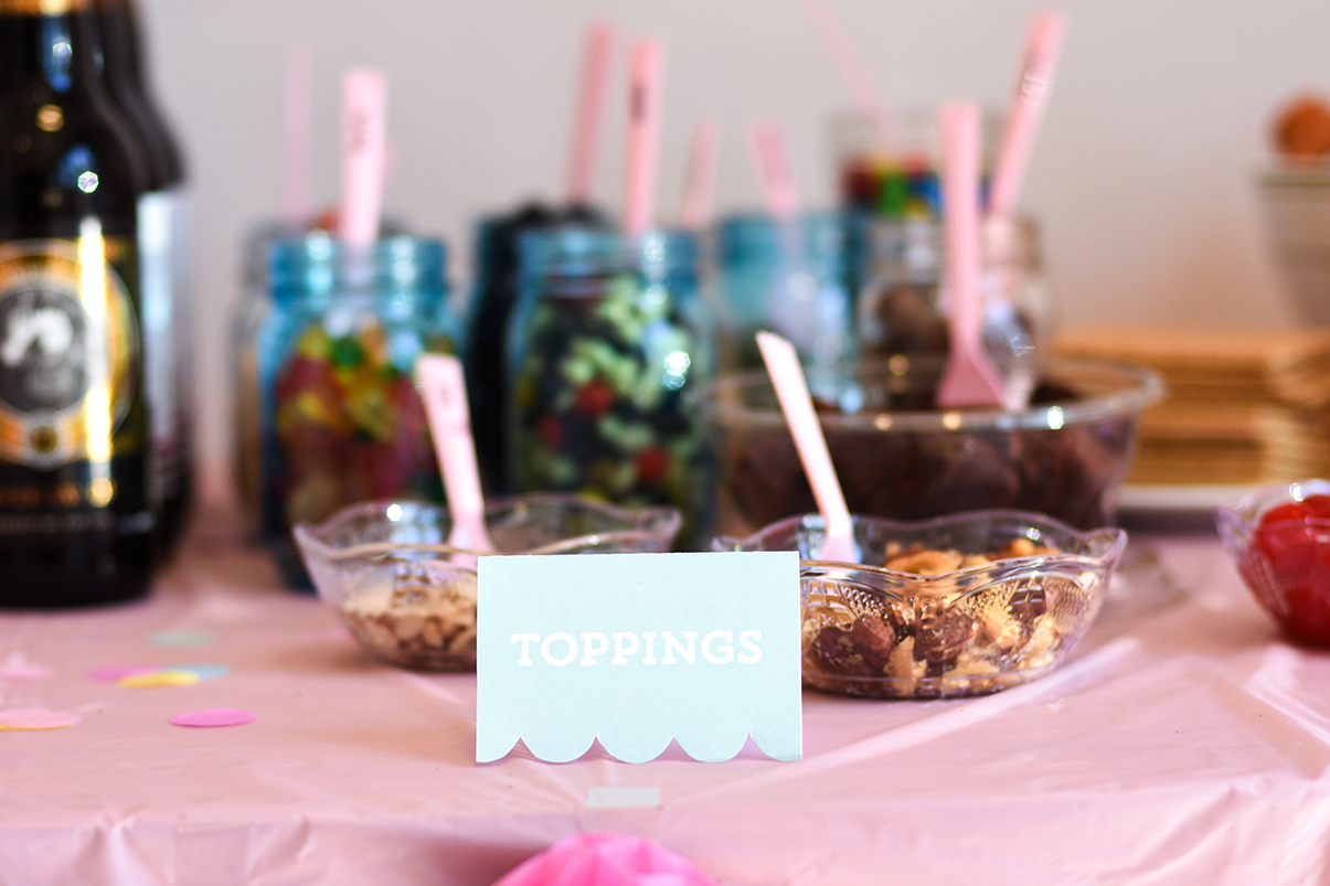 Office Life: 5 Steps to a Potluck Office Ice Cream Social