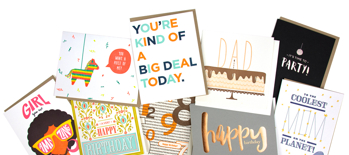 How To Pick The Perfect Birthday Card Elm Designselum Designs