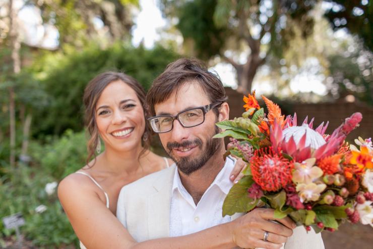 Elum Real Wedding: John & Gillian