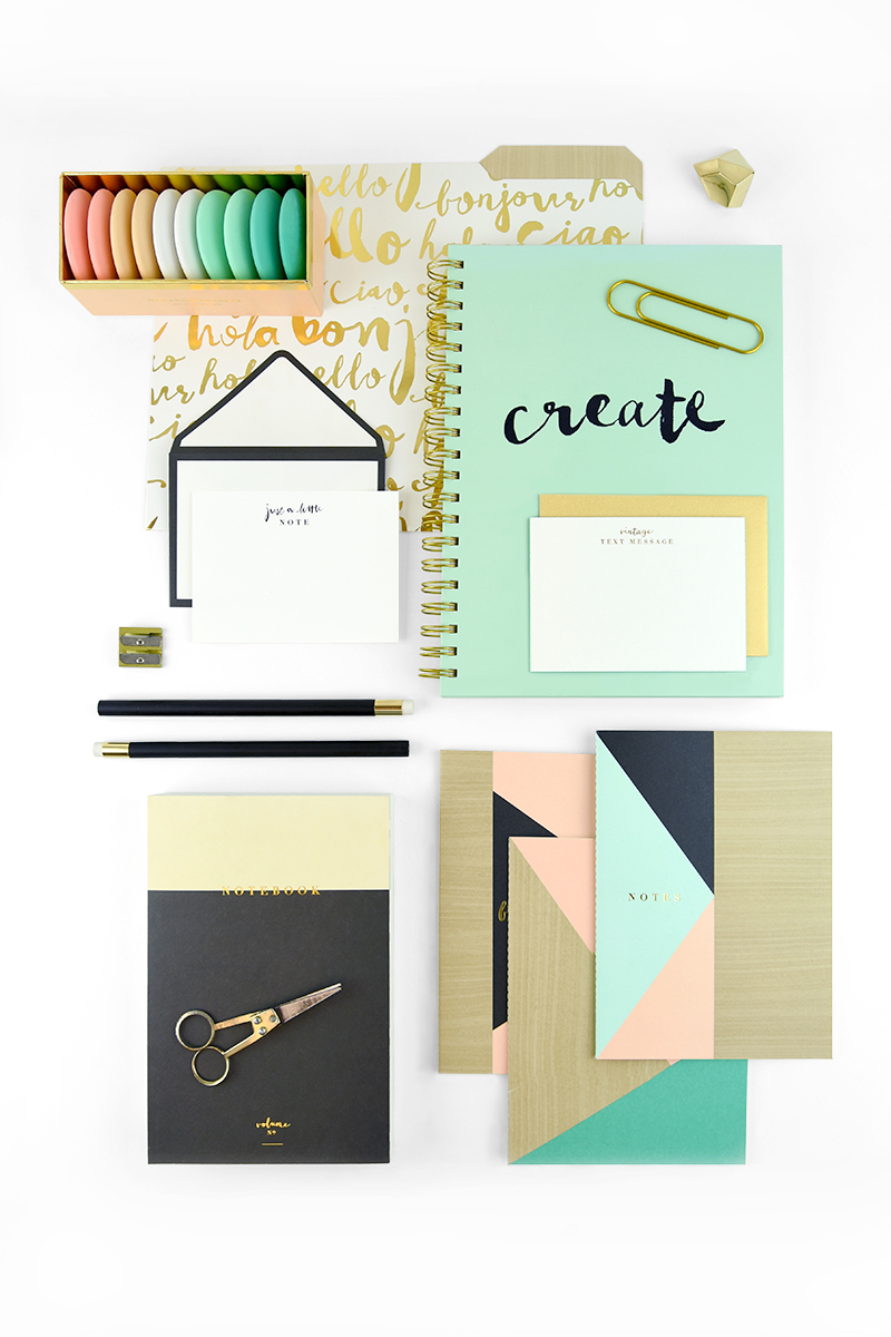 Bijou Desk & Stationery Collection