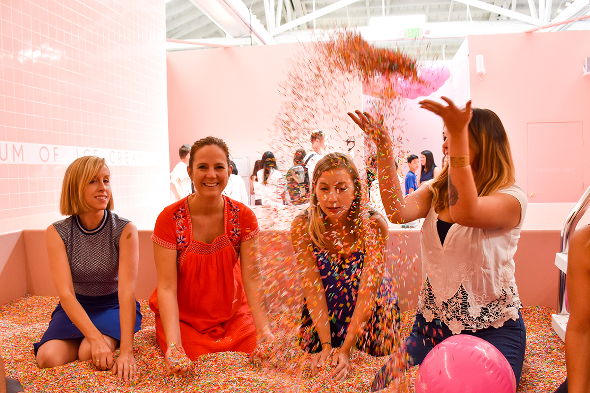 Office Life: Museum of Ice Cream Field Trip